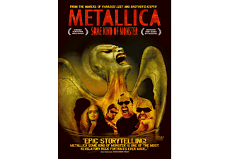 Metallica - Some Kind of Monster (Blu-ray + DVD)