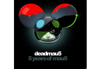 Deadmau5 - 5 Years Of Mau5 [CD]
