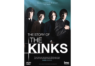 The Kinks - The Story Of The Kinks (DVD)