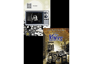 The Kinks - You Really Got Me - Beat, Beat, Beat (DVD)