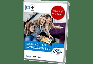 Startpakket DELTA Digitale TV + CI+ 1.3 Module