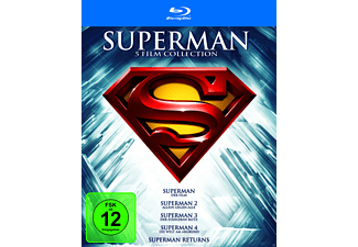 Superman 1-5 - Die Spielfilm Collection [Blu-ray]
