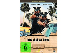 Die Miami Cops (New Digital Remastered) [DVD]