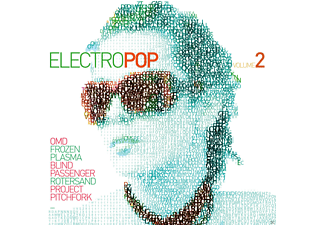VARIOUS - Electro Pop Vol.2 - (CD)