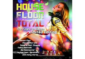 VARIOUS - Housefloor Total - (CD)