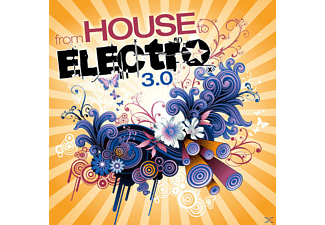 VARIOUS - From House To Electro 3.0 [Doppel-Cd] - (CD)