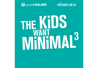 VARIOUS - The Kids Want Minimal Iii - (CD)