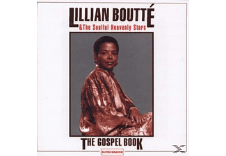 Lillian Boutté - The Gospel Book [CD]