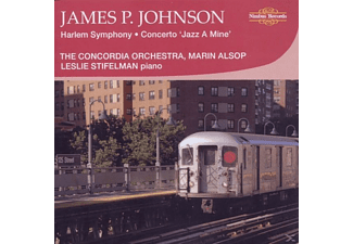 Concordia Orchestra - Harlem Symphony - (CD)
