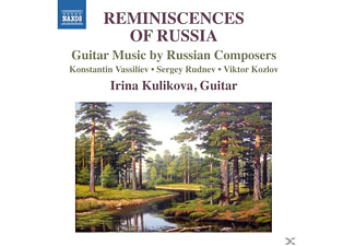 Irina Kulikova - Reminiscences of Russia - (CD)