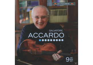 VARIOUS, Canino, Levin, Wiley, Lee, Accarod, Batjer, Manzini, Accarod/Levin/Batjer/Canino/Lee/Manzini/Wiley/+ - Salvatore Accardo - (CD)