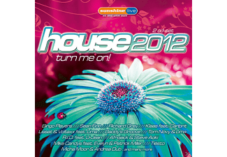 VARIOUS - House 2012: Turn Me On! - (CD)