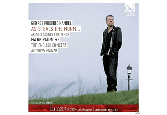 Mark Padmore (Ten), The English Concert, Andrew Ma - As Steals The Morn (+Kat.2015) - (CD)
