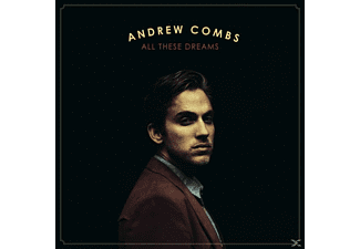 Andrew Combs - All These Dreams - (CD)
