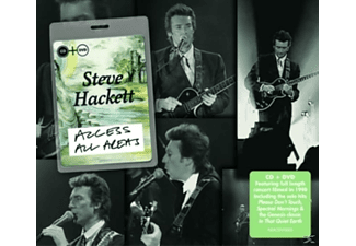 Steve Hacket - Access All Areas - (CD)