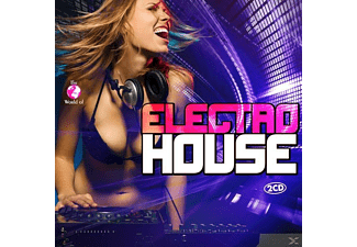 VARIOUS - ELECTRO HOUSE - (CD)