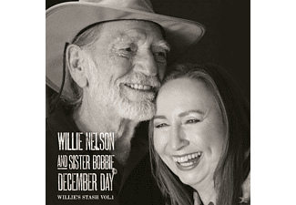 Willie Nelson - December Day (Willie's Stash Vol.1) - (Vinyl)