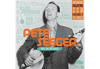 Pete Seeger - Hope For The World-Influence Vol.4 - (CD)