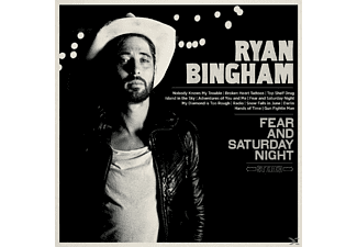 Ryan Bingham - Fear And Saturday - (CD)