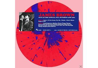 James Brown - Live At The Apollo,Nyc,October 24 - (Vinyl)