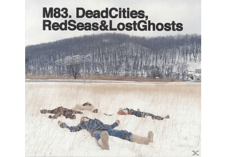 M83 - Dead Cities, Red Seas & Lost Ghosts [CD]
