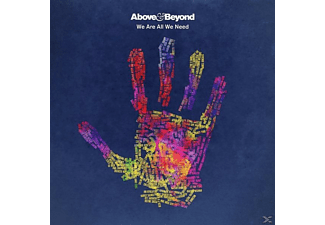 Above & Beyond;Various - We Are All We Need [CD]