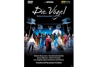 Los Angeles Opera Orchstra and Chorus - Walter Braunfels - Die Vögel [DVD]