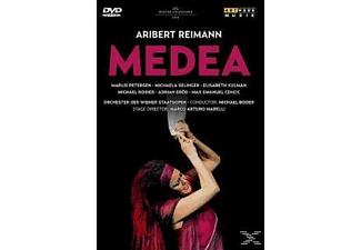 VARIOUS - Medea - (DVD)