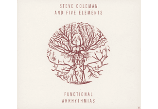 Steve Coleman And Five Elements - Functional Arrhythmias - (CD)