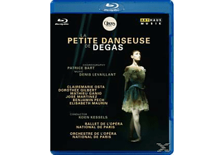 Kessels/Opera National de Paris - La Petite Danseuse De Degas [Blu-ray]