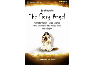 Galina Gorchakova, Sergei Leiferkus, Valéry Gergiev, Chorus and Orchestra of the Mariinsky Theatre - The Fiery Angel / Der feurige Engel - (DVD)