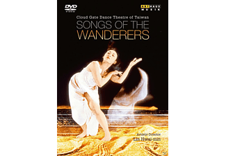 VARIOUS, Cloud Gate Dance Theatre Of Taiwan - Songs Of The Wanderers [DVD]