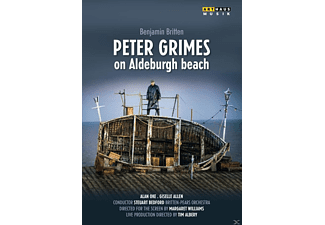 Alan Oke, Giselle Allen, David Kempster, Gaynor Keeble, Alexandra Hutton, Charmian Bedford, Britten-Pears Orchestra - Peter Grimes On Aldeburgh Beach [DVD]