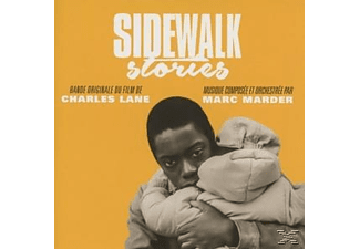 Marc Ost/Marder - Sidewalk Stories - (CD)