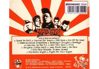 Mad Sin - Live In Japan [CD]