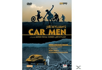 Kylian, Jiri/Nederlands Dans Theater - Car Men/Cathedrale Engloutie/+ - (DVD)