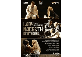 Conlon/Charbonnet/Vaneev - Lady Macbeth Of Mtsensk - (DVD)