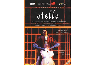 VARIOUS - OTHELLO [DVD]