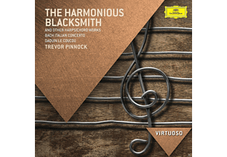 Trevor Pinnock - The Harmonious Blacksmith [CD]