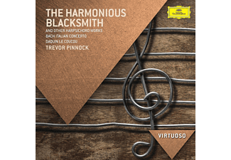 Trevor Pinnock - The Harmonious Blacksmith - (CD)