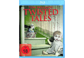 Tom Holland's Twisted Tales - (Blu-ray)