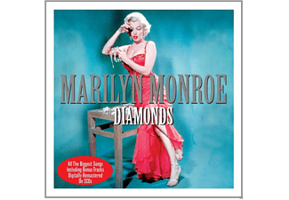 Marilyn Monroe - Diamonds [CD]