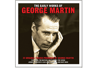VARIOUS - Early Works Of G.Martin - (CD)