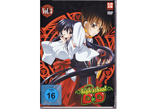 003 - HIGHSCHOOL DXD [DVD]