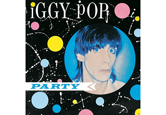 Iggy Pop - The Legends Of Rock - Party - (CD)