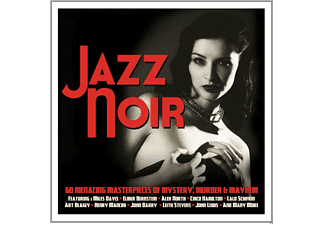 VARIOUS - Jazz Noir - (CD)