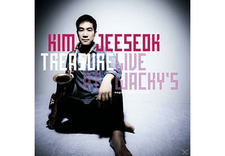 Kim Jeeseok - Treasure - Live At Wacky's [CD]