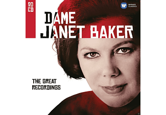 Dame Janet Baker - The Great Recordings - (CD)