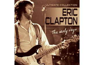 Eric Clapton - The Early Days [CD]