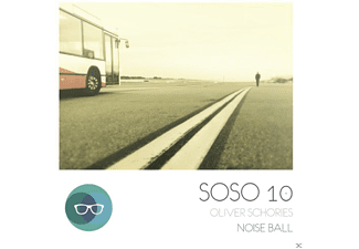 Oliver Schories - Noise Ball Ep [Vinyl]